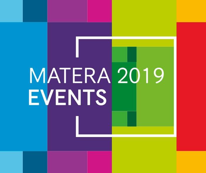 Prossimi Eventi Matera 2019
