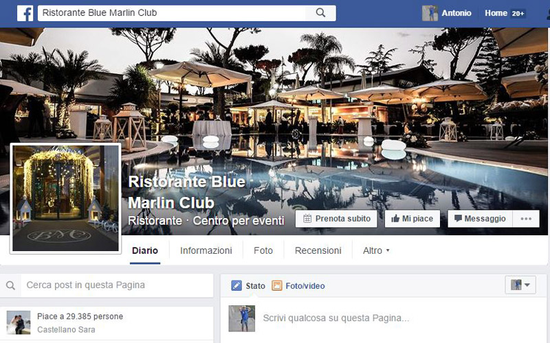 Ristorante Blue Marlin Club