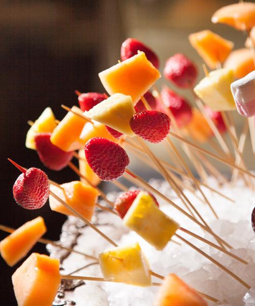Gran Buffet di Dolci e Frutta