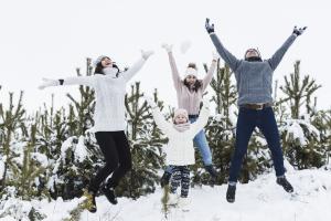 Promozione Zerododici Gratis: la Settimana Bianca a misura di famiglia