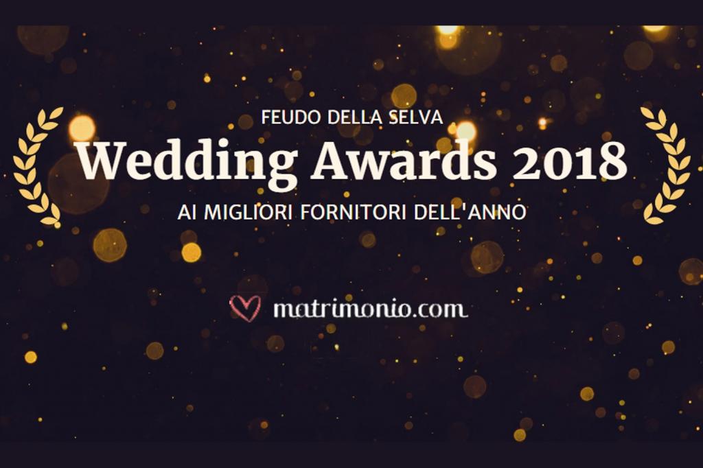 Premio Wedding Awards 2018