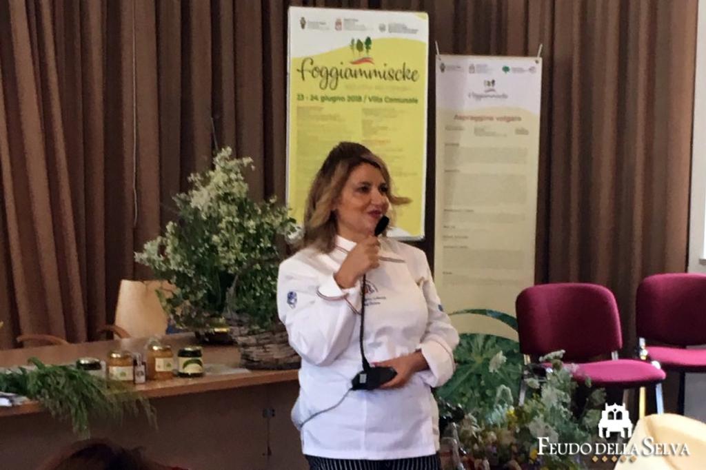 Filosofia culinaria di Anna Laura d'Alessio