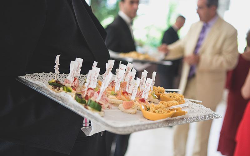 Wedding Taste Food Menù