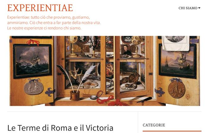 Le Terme di Roma e il Victoria Terme Hotel