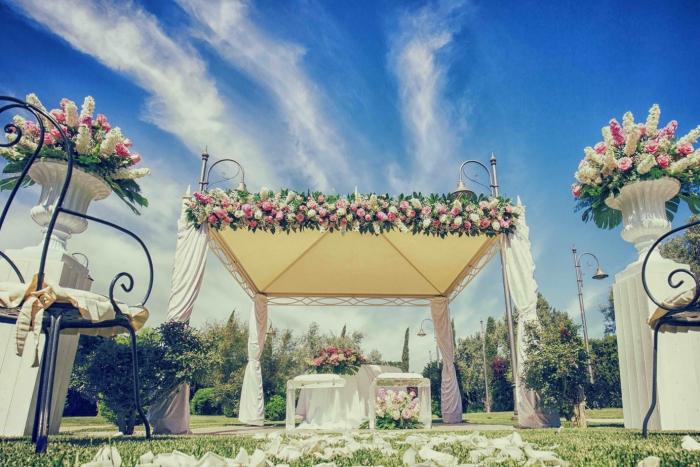 Matrimonio civile: i luoghi più singolari