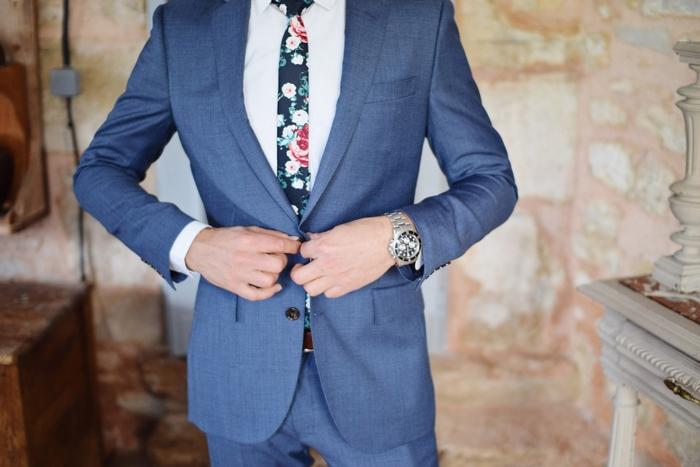 La cravatta dello sposo