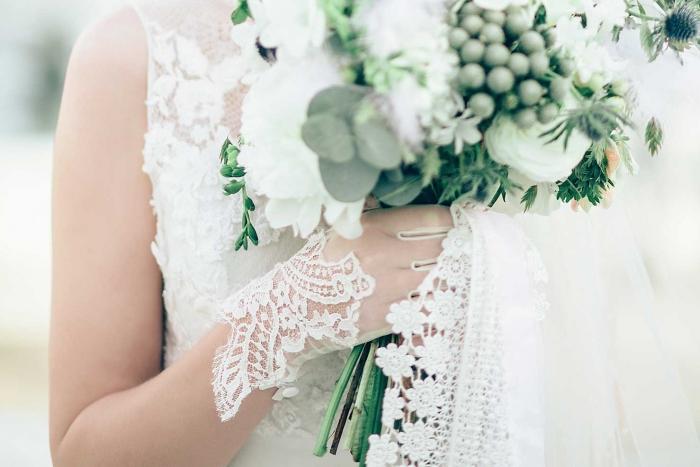 I guanti della sposa