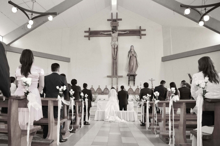 Come far benedire dal Papa le proprie nozze
