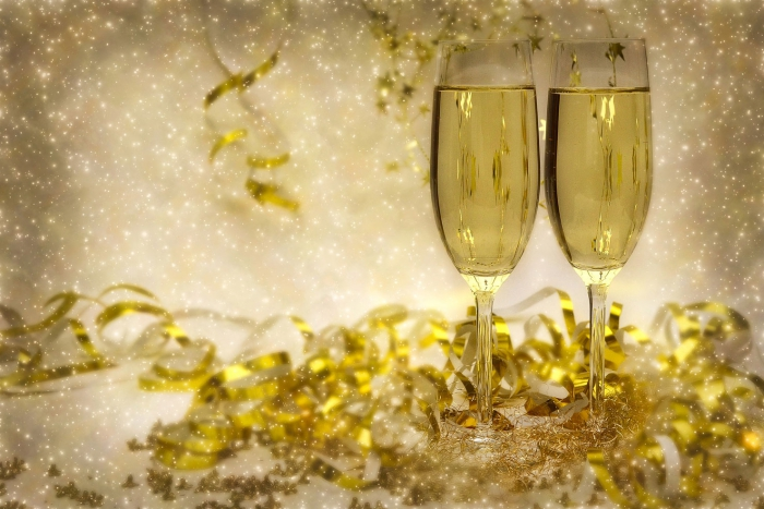 Nozze a Capodanno: allestimenti e consigli