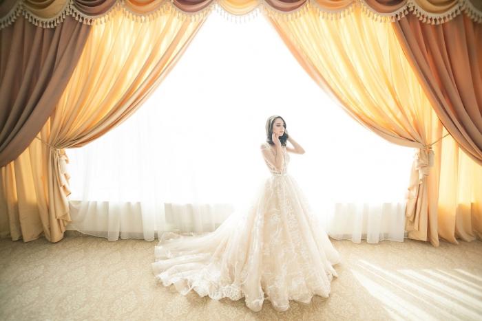 Tendenze abiti da sposa 2019