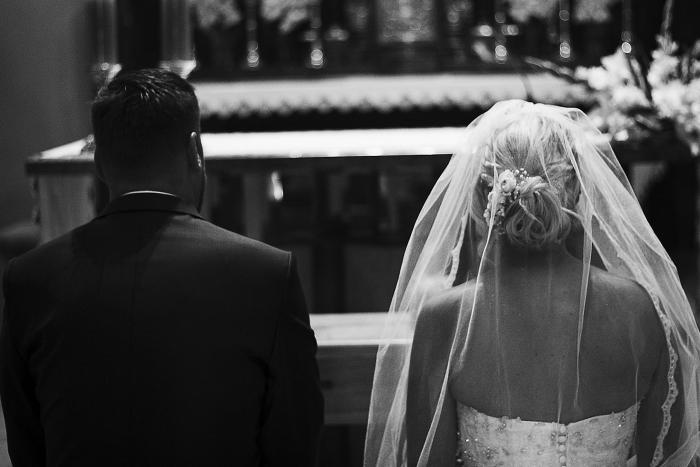 Il matrimonio con rito religioso