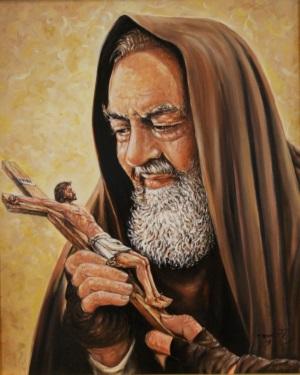 Where San Pio has lived