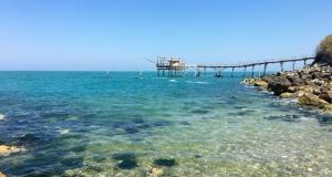 La côte des Abruzzes
