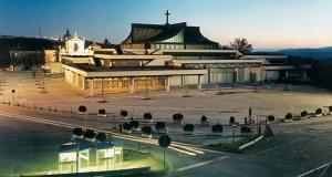 Le Sanctuaire de Saint Gabriele et Loreto