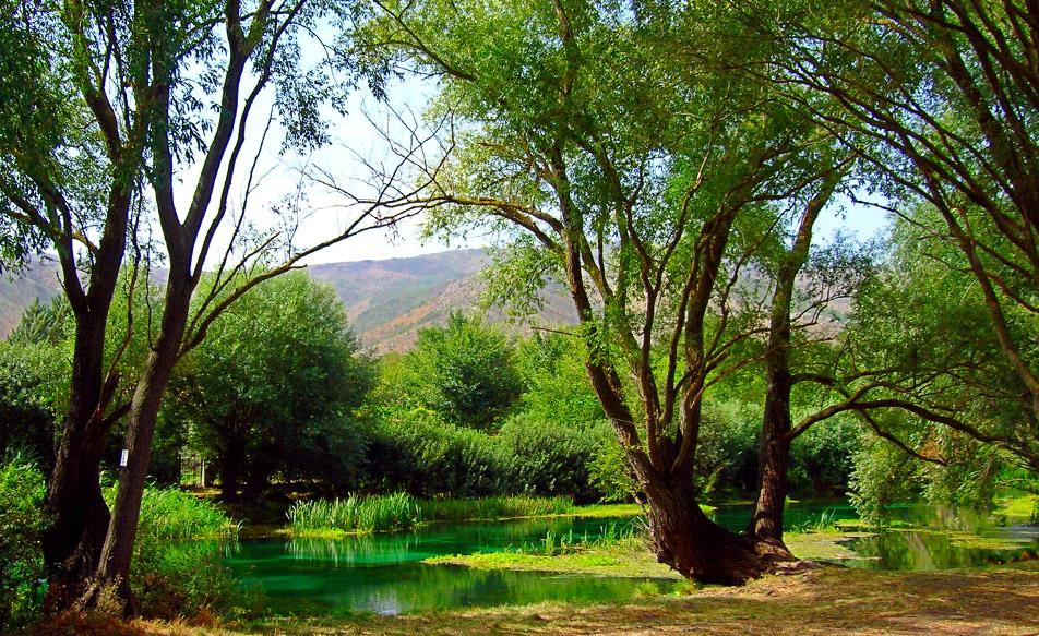 In Escursione sulla Valle del Tirino