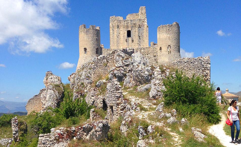 I Castelli: Rocca Calascio